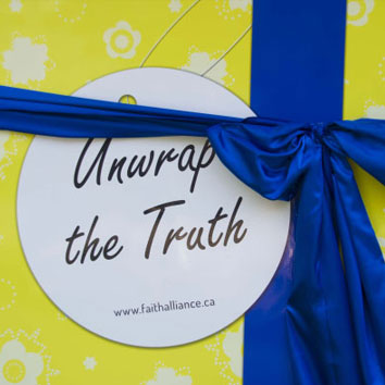 GIFT Box: Unwrapping the Truth About Human Trafficking